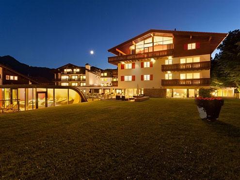 Oberstdorf 2 Tage Luxusurlaub 5 Sterne