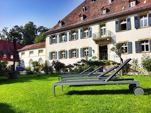 Bad Rappenau 2 Tage im Schloss