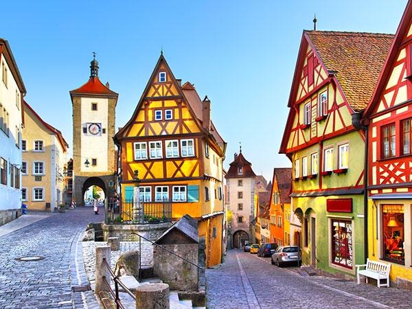 Rothenburg 3 Tage Städtetrip Komfort