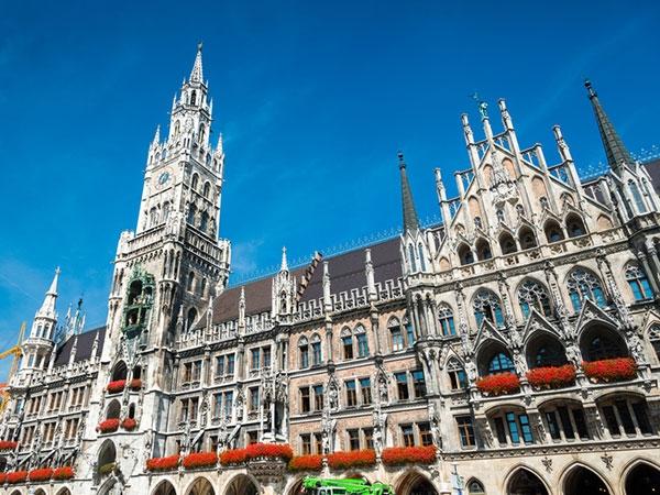 München 3 Tage Städtetrip Luxus