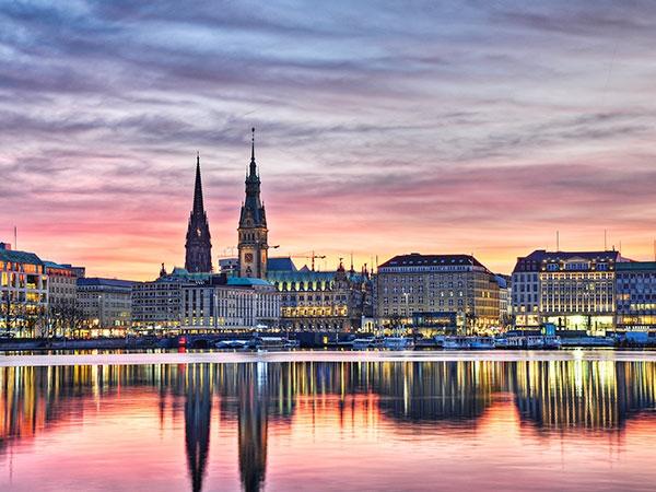 Hamburg 3 Tage Städtetrip Luxus