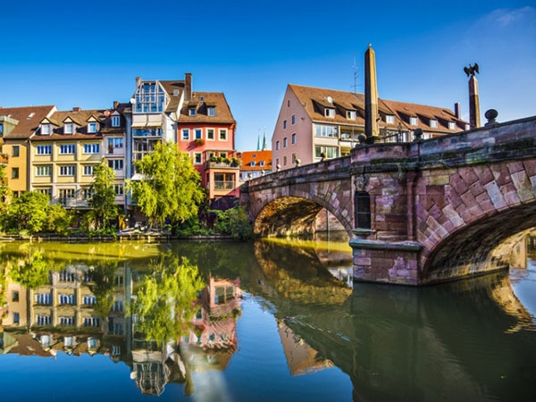 Nürnberg 3 Tage Städtetrip Komfort